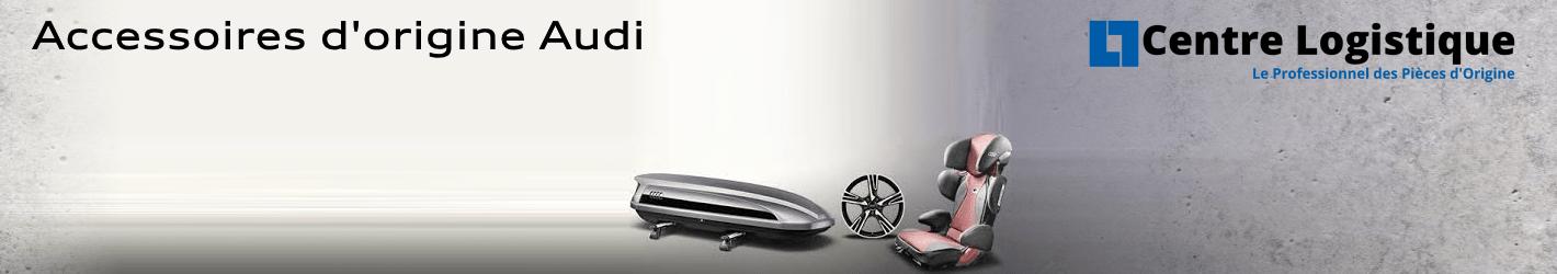 Accessoires d'origine Audi pour le printemps