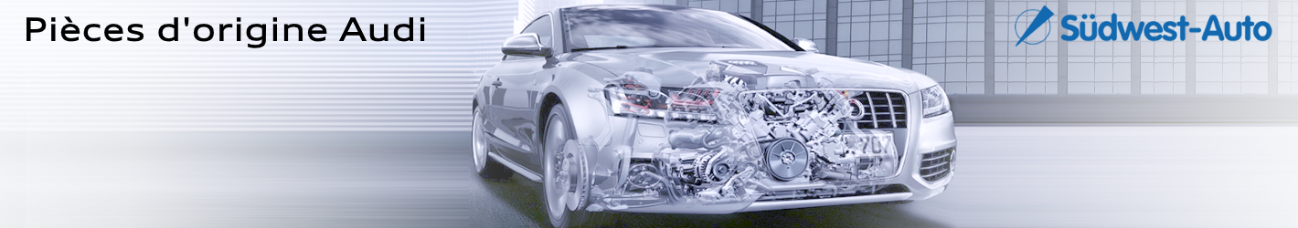 Pièces d'origine Audi
