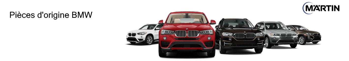 Pièces d'origine BMW