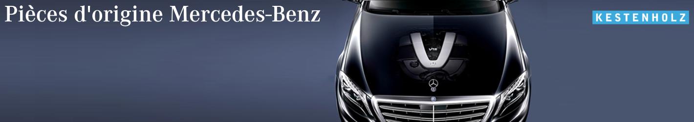 Catalogue Pièces d'origine Mercedes Benz