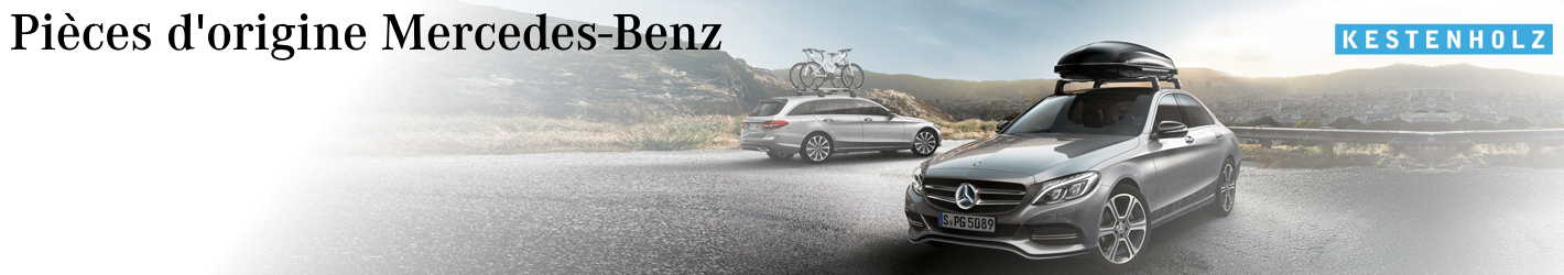 Accessoires d'origine Mercedes Benz