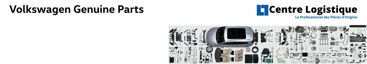 Volkswagen Genuine Spare Parts